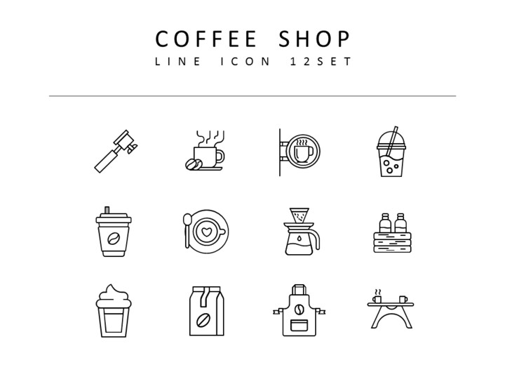 Coffee Shop Vector Images_01