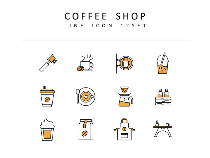 Coffee Shop Vector Images_02