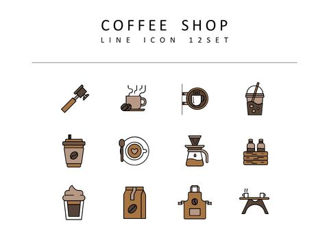 Coffee Shop Vector Images_03