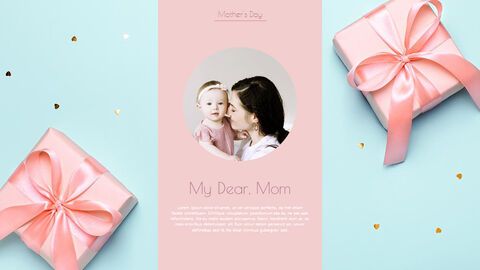Mother\'s Day Google Slides Themes for Presentations_03