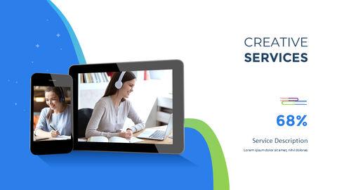 Education Service Pitch Deck Business plan PPT Templates_02