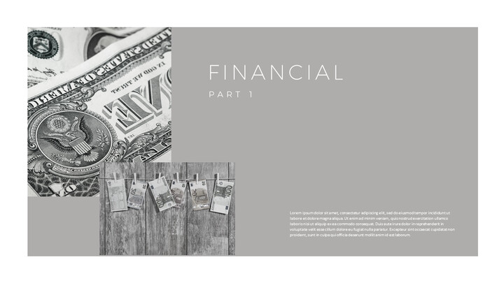 FINANCE Presentation Templates Design_02