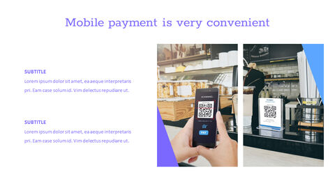 Mobile Payment PowerPoint Design Download_02