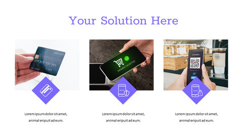 Mobile Payment PowerPoint Design Download_03