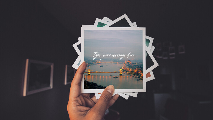 Photograph Mockup PPT Templates_02