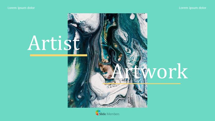Artist Artwork Best Presentation Design_01