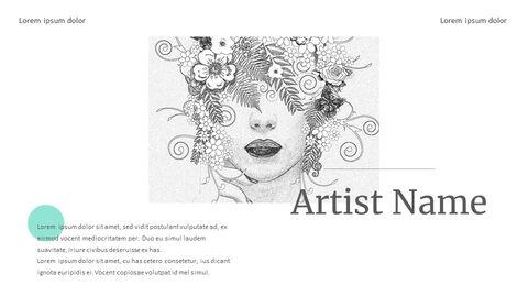 Artist Artwork Best Presentation Design_03