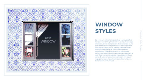 Best Window Design Marketing Presentation PPT_03