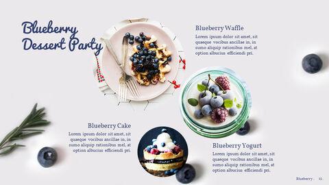 Blueberries Google PowerPoint Presentation_03