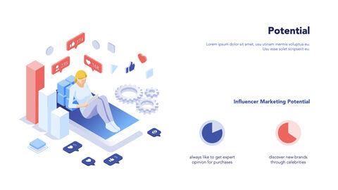 소셜 미디어 피치덱 키노트의 PPTX_05