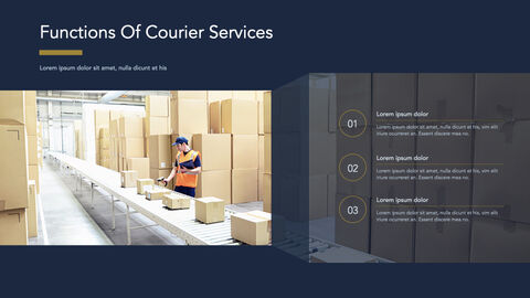 Courier Service Simple Keynote Template_04