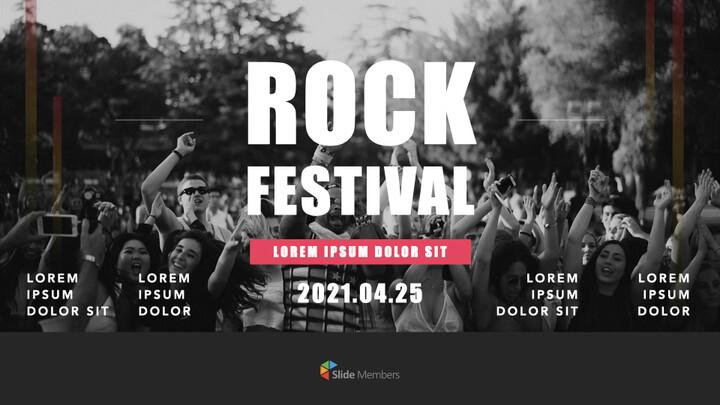 Rock Festival iMac Keynote_01