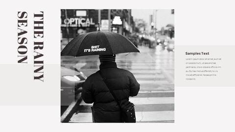 비오는 날 PPT 모델_21