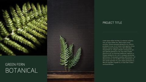 식물 멀티 키노트 템플릿_09