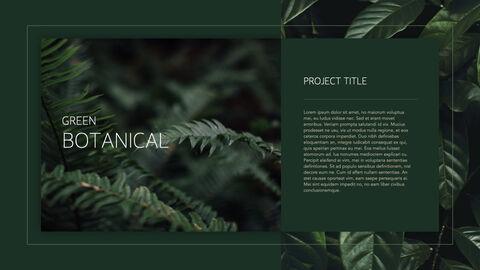 식물 멀티 키노트 템플릿_25