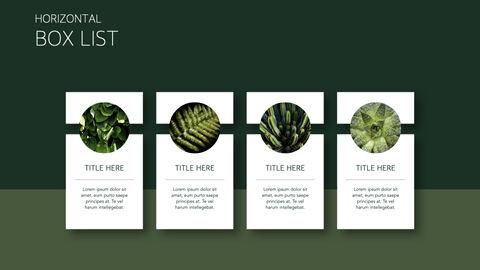 식물 멀티 키노트 템플릿_35