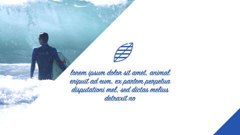 서핑 테마 키노트 디자인_02