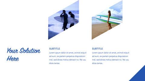 서핑 테마 키노트 디자인_13