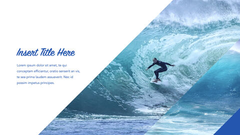 서핑 테마 키노트 디자인_14