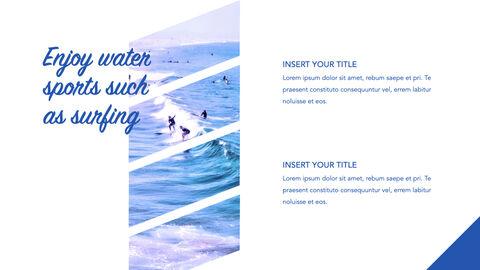 서핑 테마 키노트 디자인_15