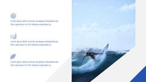 서핑 테마 키노트 디자인_22