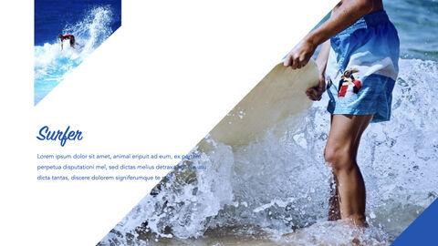서핑 테마 키노트 디자인_25