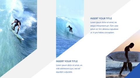서핑 테마 키노트 디자인_28