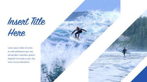 서핑 테마 키노트 디자인_29