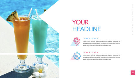 Tropical Drink Ultimate Keynote Template_04