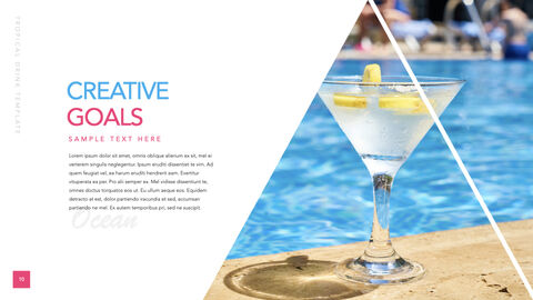 Tropical Drink Ultimate Keynote Template_05