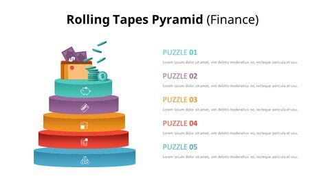3D 콘 피라미드 차트 다이어그램_05