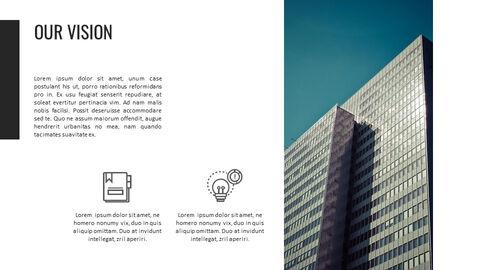 건축물 심플한 파워포인트 템플릿 디자인_04