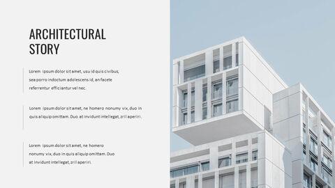 건축물 심플한 파워포인트 템플릿 디자인_06