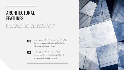건축물 심플한 파워포인트 템플릿 디자인_09
