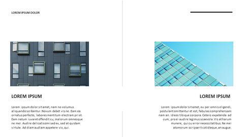 건축물 심플한 파워포인트 템플릿 디자인_19