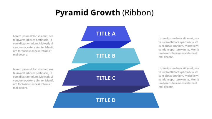 Ascending Pyramid Chart Diagram_02