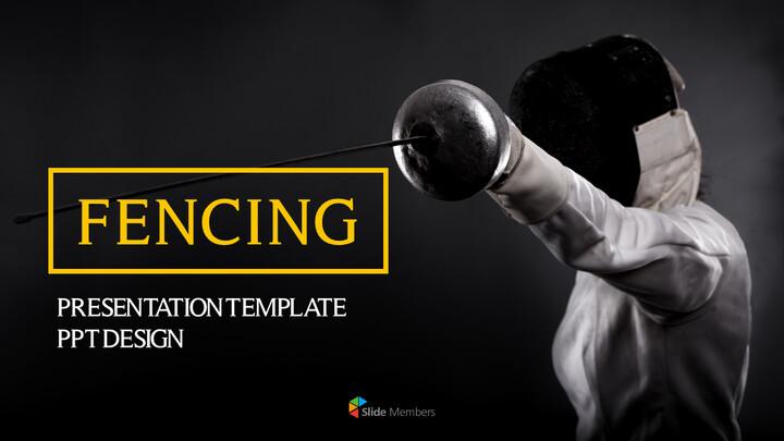 Fencing Presentation PPT_01