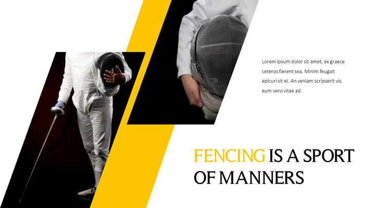 Fencing Presentation PPT_02