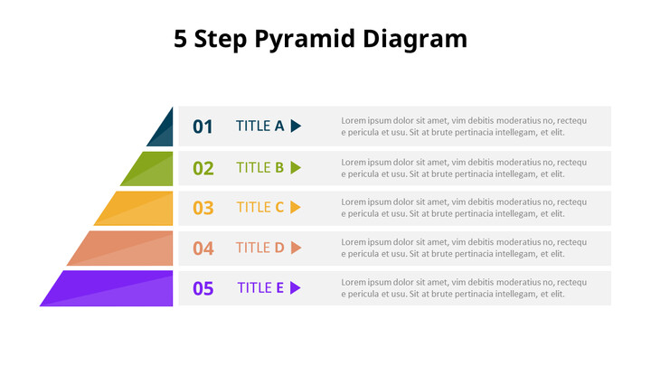 Half Pyramid Chart Diagram_01