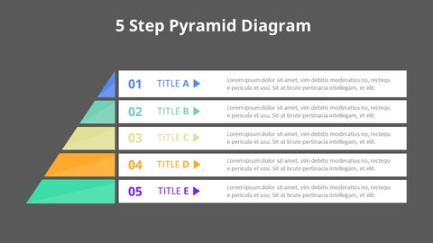 Half Pyramid Chart Diagram_04