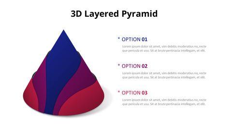 Jigsaw Puzzle Pyramid Chart Diagram_06