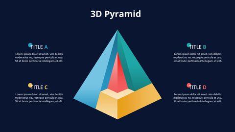 Jigsaw Puzzle Pyramid Chart Diagram_08