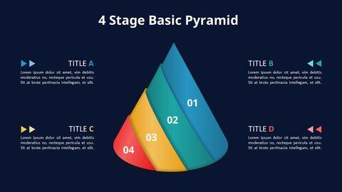 Jigsaw Puzzle Pyramid Chart Diagram_10