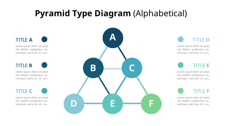 Segmented Pyramid Chart Diagram_02