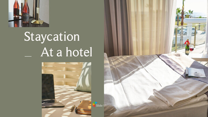 Staycation at a Hotel PPT Business_01