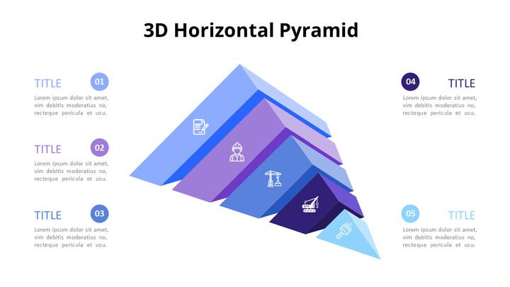 3D 피라미드 및 목록 다이어그램_01