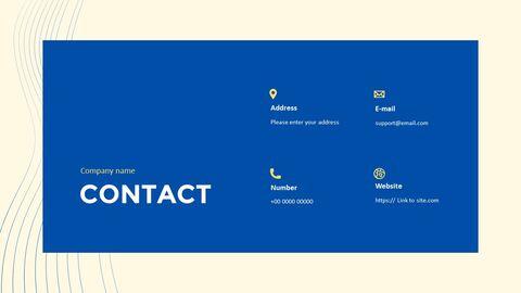 응용 프로그램 피치덱 디자인 마케팅용 프레젠테이션 PPT_14