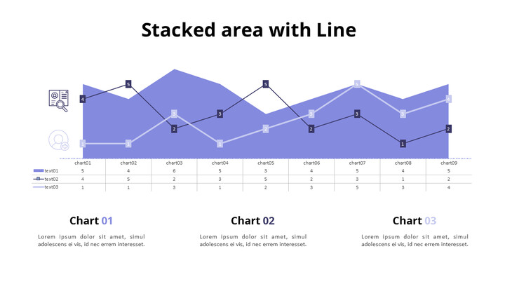 Area with Line Mix Chart_01
