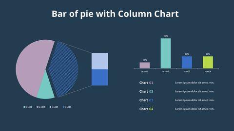 Bar of Pie Combination Chart_04