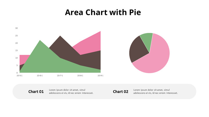 Pie and Area Chart_02